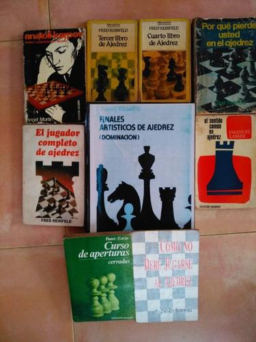 Imagen 1 de 4 de Vendo Libros De Ajedrezpara Todos Los Niveles-biblioteca