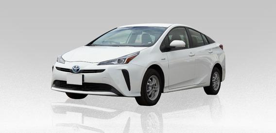 Toyota Prius Base 1.8l 2019 Blanco 5 Puertas