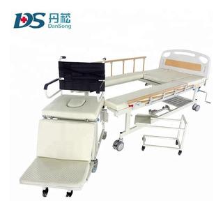 Camasilla De Ruedas Discapacitados Y Cuidado De Ancianos