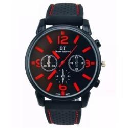 Reloj Numeros Rojos