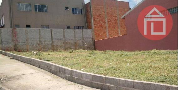 Terreno Residencial À Venda, Residencial Dos Lagos, Bragança Paulista. - Te0817