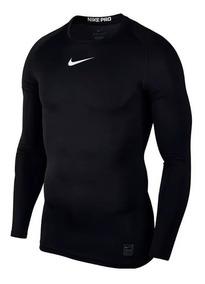 Camisa Nike Termica Manga Longa