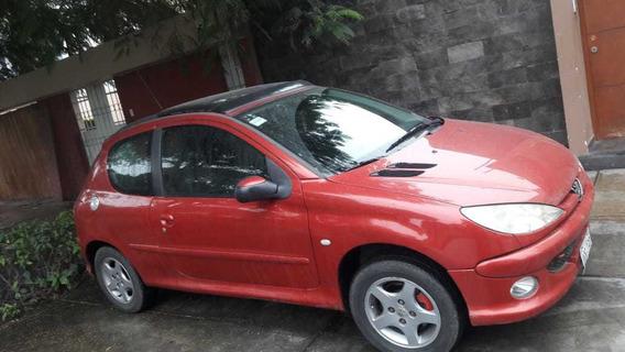 Peugeot 206 Original En Excelente Estado Full Economico 1600