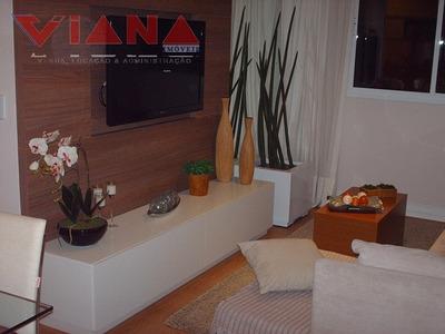 Apartamento Para Venda, 3 Dormitórios, Paulicéia - São Bernardo Do Campo - 5337