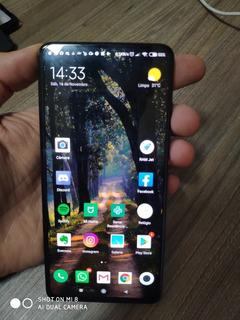 Celular Xiaomi Mi 9t 6gb 64gb Como Novo Completo