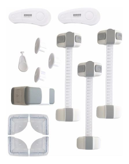Pack De Trabas + Esquineros + Tapaenchufes - Baby Innovation