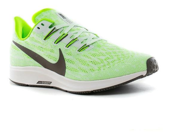 Zapatillas Nike Air Zoom Pegasus 36 Hombre Running + Envio