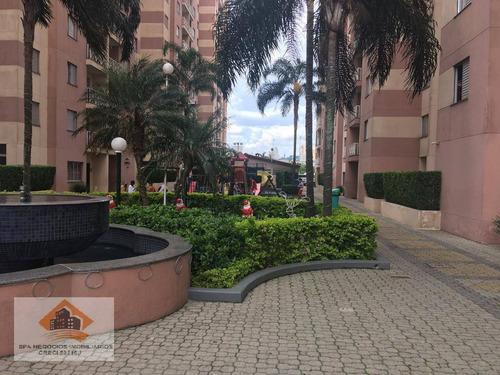 Imagem 1 de 20 de Apartamento Com 2 Dormitórios Para Alugar, 64 M² Por R$ 3.500,00/mês - Chácara Califórnia - São Paulo/sp - Ap0212