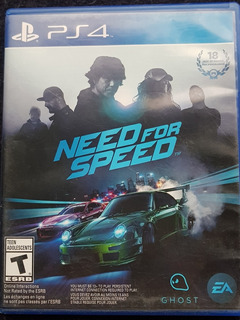 Need For Speed (fisico)