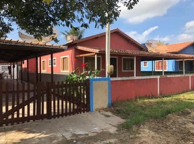 Casa Com 5 Quartos Para Comprar No Praia De Santa Clara Em São Francisco De Itabapoana/rj - 21332