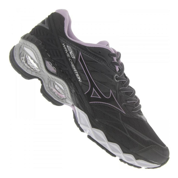Tênis Running Mizuno Creation 20 4141562 Feminino Preto