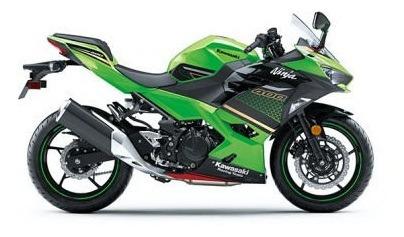 Ninja 400 Krt - R3 Yamaha - 0km 2020 - Consultor Alex