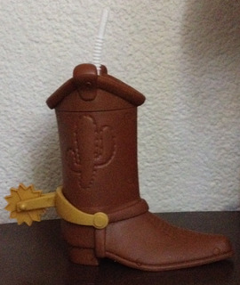 Toy Story 4 Woody Bota Coleccionable Cinemex