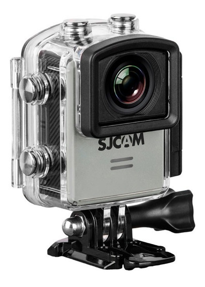 Camera Açao Sjcam M20 4k Fullhd Gopro Wifi 16mp + Sd 32gb