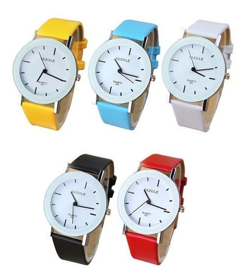 Reloj De Dama Moda Yazole + Envio Gratis