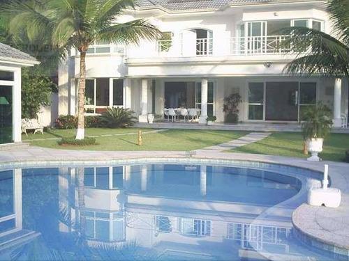Casa  Residencial À Venda, Marina Guarujá, Guarujá. - Ca0169