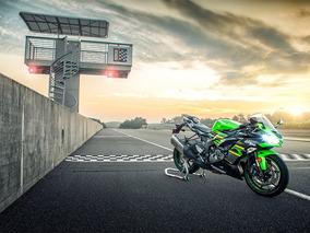 Kawasaki Zx636 Verde 2019 Preventa Cordasco Cycle