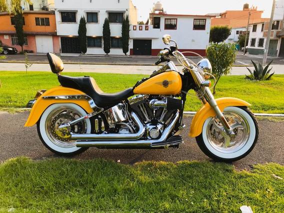 Harley Davidson Fatboy Seminueva