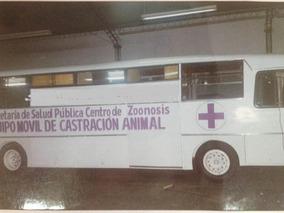 Microomnibus - Ideal Para Casa Rodante !!!