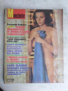 Revista Manchete Setembro 1979 Numero 1431 Fernando Gabeira