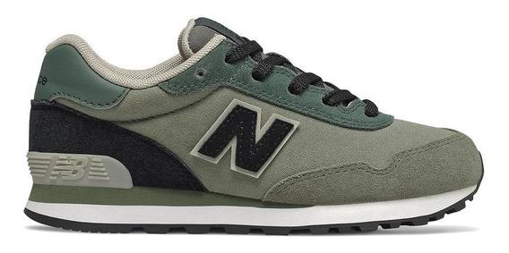 Tênis New Balance 515 Infantil Verde