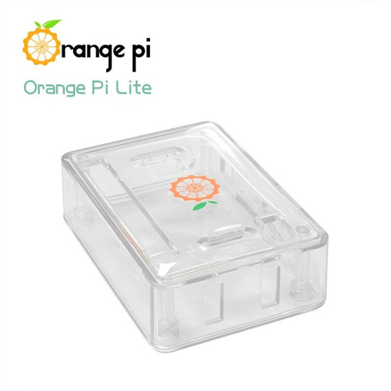 Case Orange Pi Lite Oficial Caixa Transparente