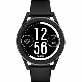 Fossil Q Smartwatch 45mm Stainless Steel Preto