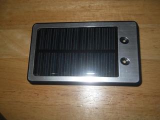 Cargador Solar Varios Voltajes