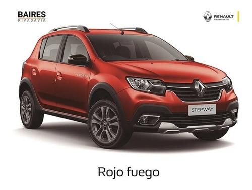 Renault Sandero Stepway Intens 0km 2021 Cuotas Sin Interés