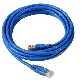 Patch Cord Siemon + 3 Metros Color Azul Cat6 Certificado