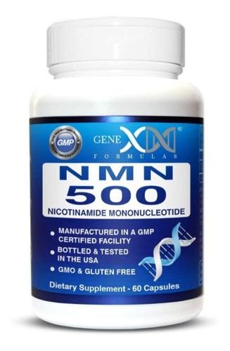 Imagem 1 de 7 de Nmn Nicotinamide Mononucleotide 500mg