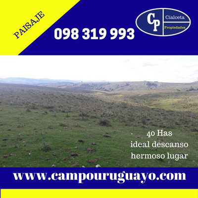 Campo A 25 Km De Villa Serrana