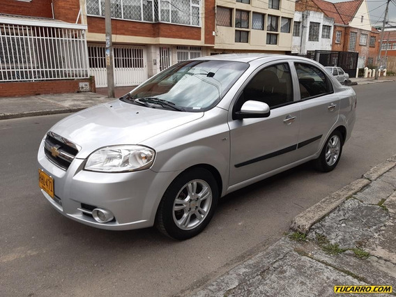 Chevrolet Aveo Emotion Aa 1.6 5p