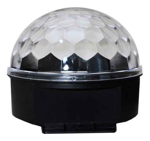 Iluminação Led Bola Maluca Spectrum Sensor Sonoro Automatic
