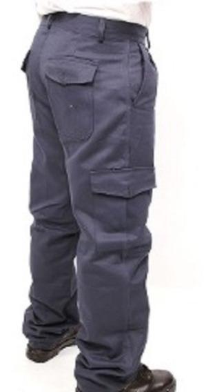 Pantalon Cargo Tra 6azul Negro Beige Verde Fabricantes 8 Oz