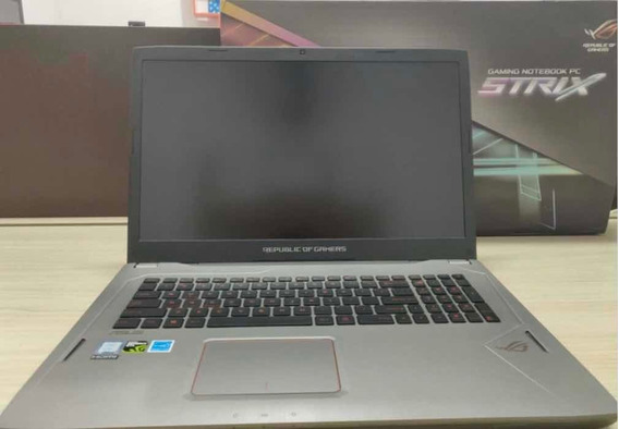 Notebook Asus Rog Gl702vs