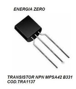 Transistor Npn Mpsa42 B331 Cod.tra1137 Frete Cr