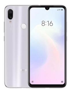 Xiaomi Redmi Note 7 Tela 6.3 4gb/64gb Branco Versão Global