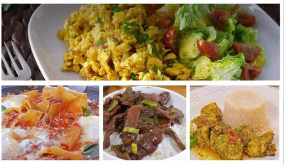 Almuerzos Y Desayunos Para Fincas Y Empresas