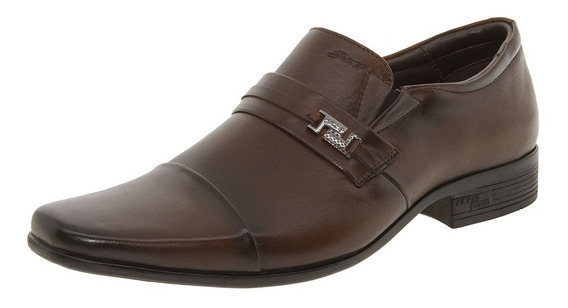 Sapato Masculino Social Marrom Jota Pe - 13127