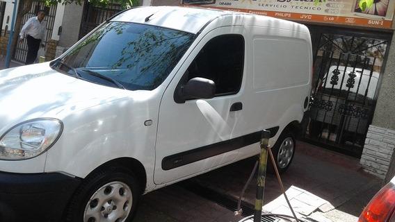 Renault Kangoo 1.6 2 Furgon Confort Aa Da Svt 1plc