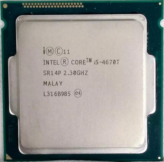 Processador Intel Core I5 4670t