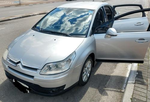 Citroën C4 Pallas 2010 2.0 Exclusive Flex Aut. 4p
