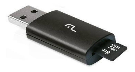 Cartao De Memoria 8gb - Multilaser Mc120