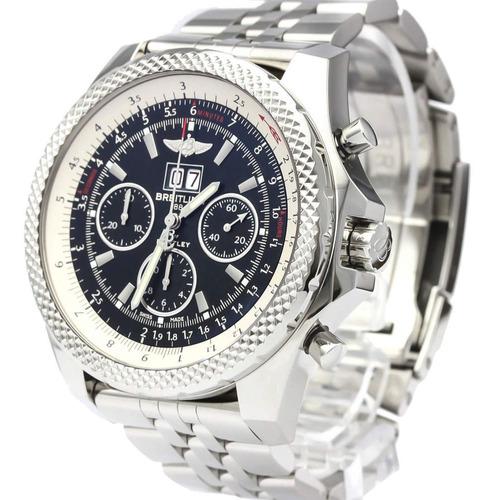 Relógio Breitling For Bentley 6.75 A44364 Original Revisado
