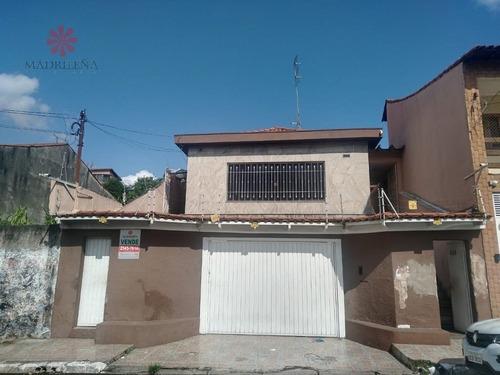 Imagem 1 de 15 de Casa Térrea Em Parque Boturussu  -  São Paulo - 1476