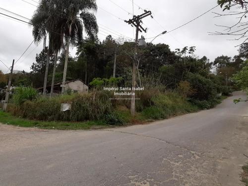 Imagem 1 de 14 de Vende-se Chácara De Esquina- Ouro Fino Santa Isabel- Sp1017
