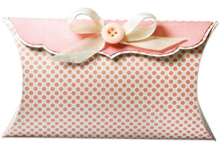 Troqueladora De Caja Pillow Box Thinlits Plus Sizzix