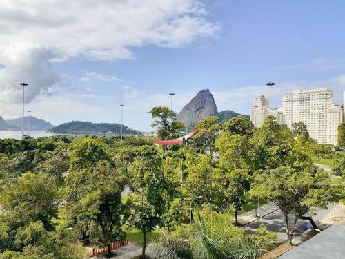 Imagem 1 de 30 de Apartamento Com 4 Dormitórios À Venda, 260 M² Por R$ 2.980.000,00 - Flamengo - Rio De Janeiro/rj - Ap5280