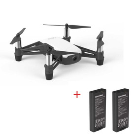 Drone Tello Powered By Dji + 2 Baterías Extra